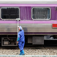 Railway Cleaning Products - FOR COMMERCIAL RAIL CUSTOMERS ONLY